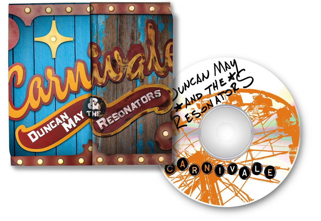 Carnivale CD Package Cover