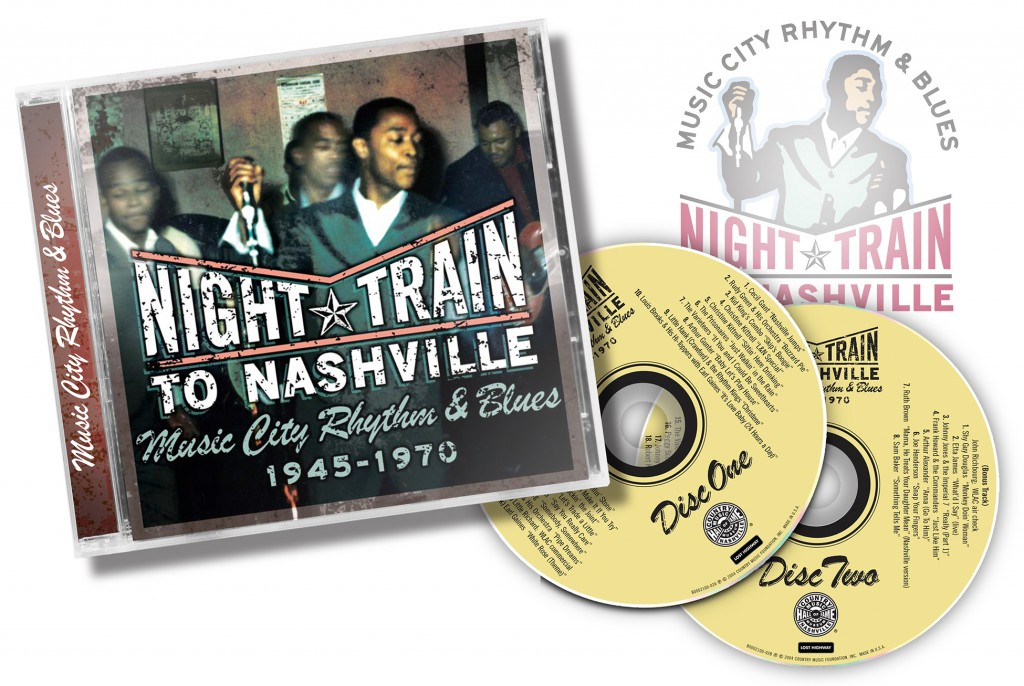 Night train To Nashville CD 1
