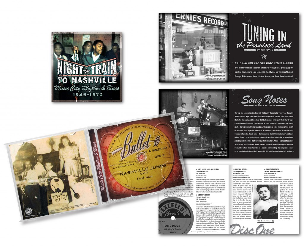 Night Train To Nashville CD 2