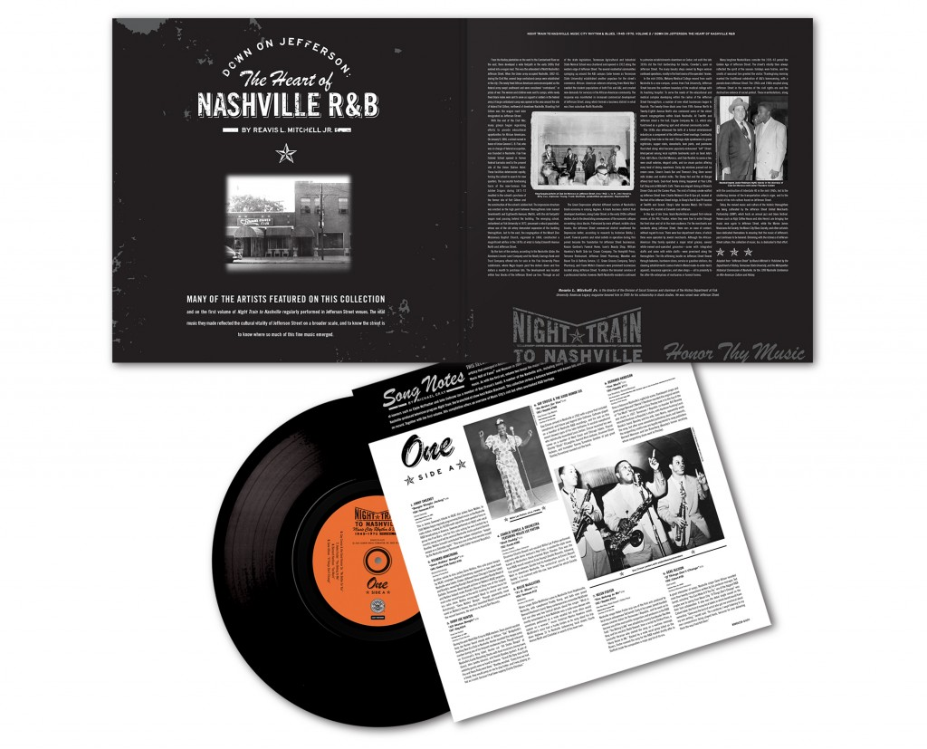 Night Train To Nashville LP