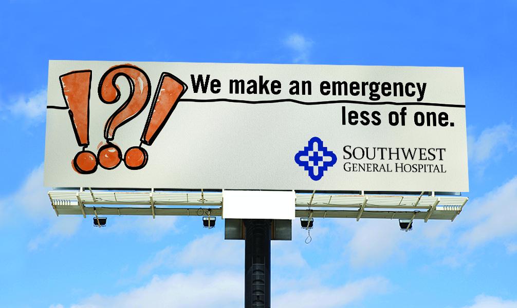 Southwest General ER Outdoor
