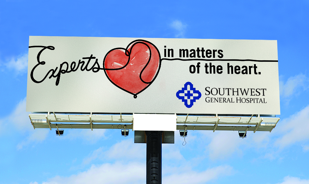 Southwest General heart Outdoor