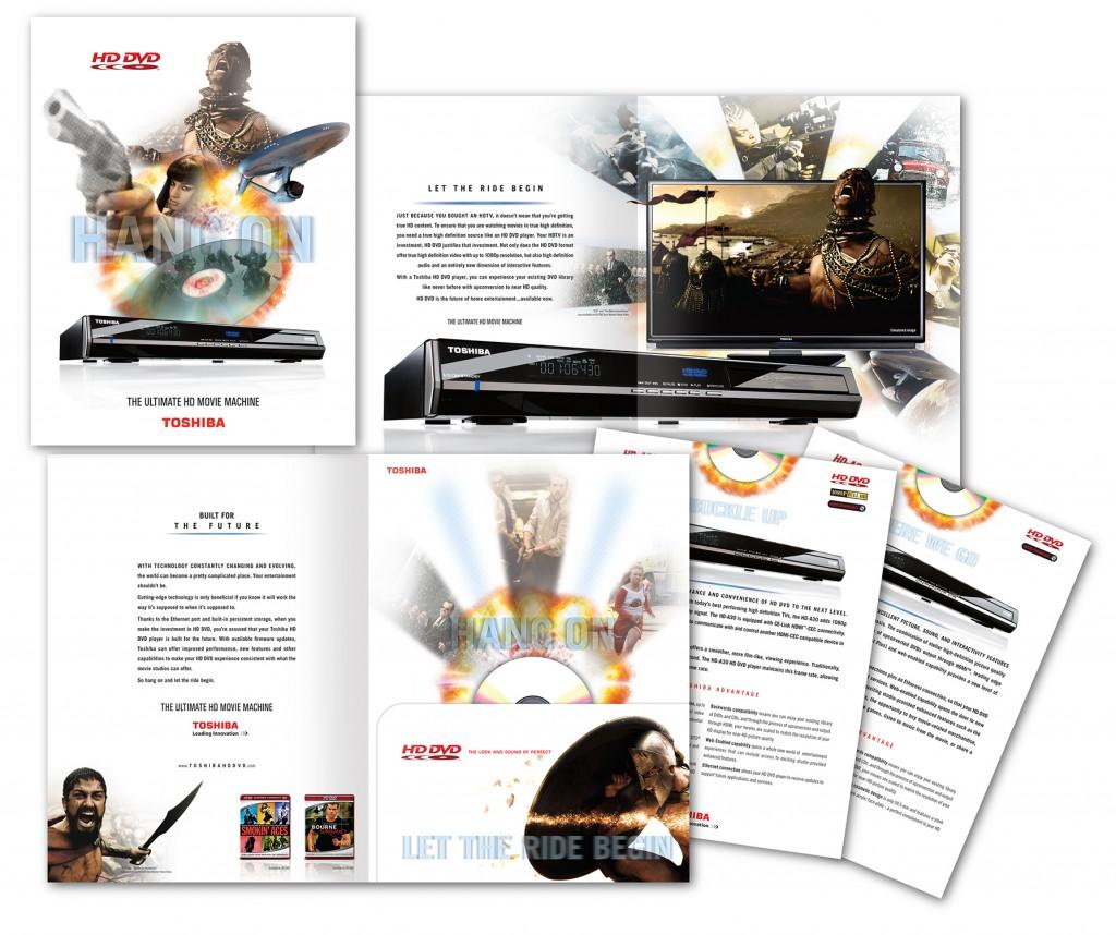 Toshiba action brochure