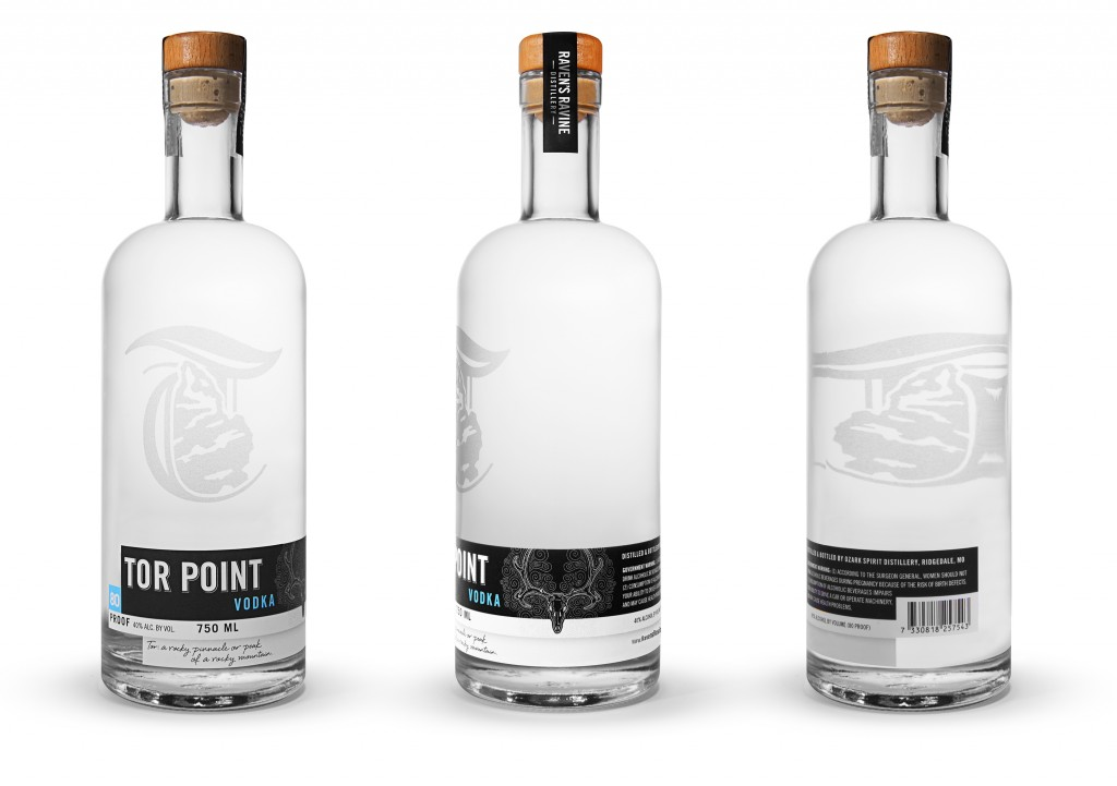 Tor Point Vodka