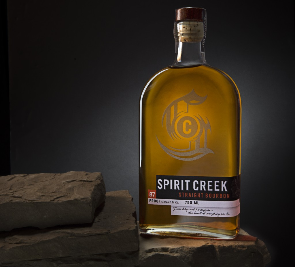 Spirit Creek Straight Bourbon