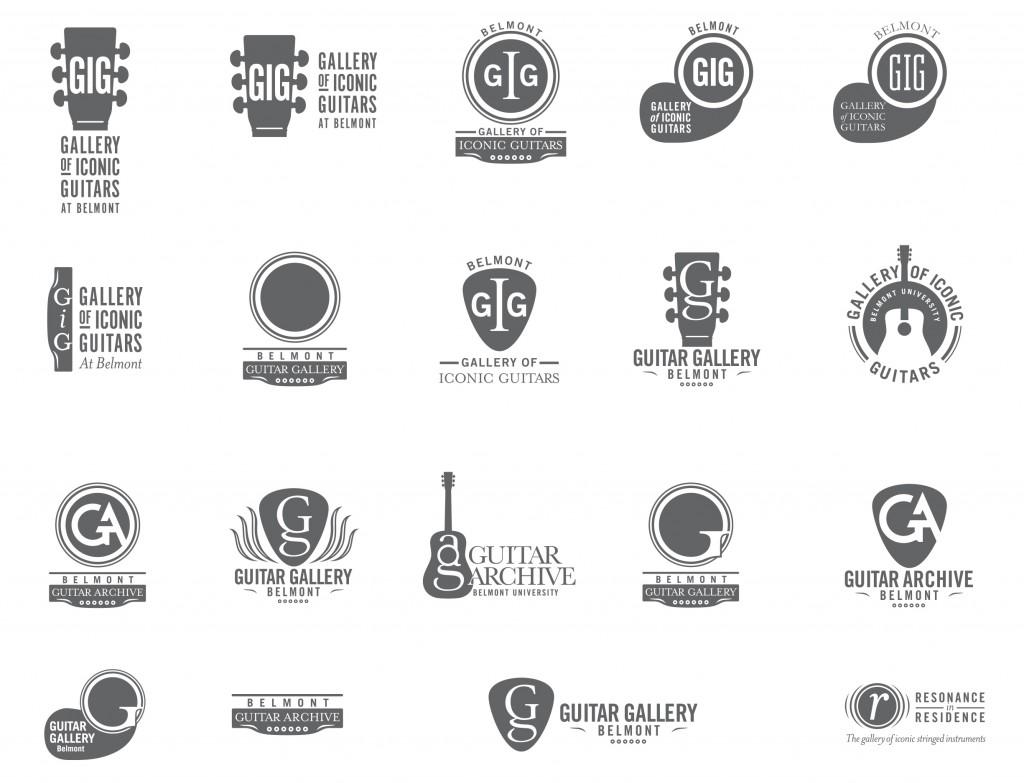 GIG logo development